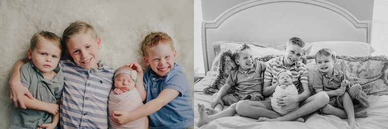 Cypress, Katy & Houston TX Newborn Photographer
